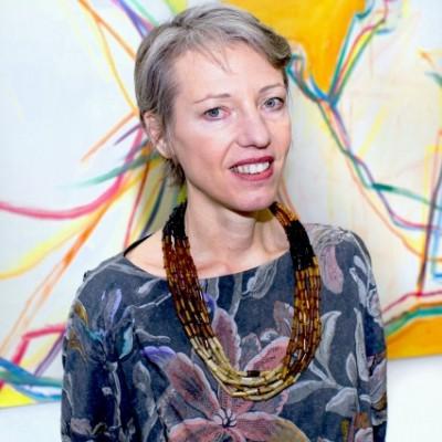 Stella Rollig, Direktorin des LENTOS Kunstmuseum © maschekS.