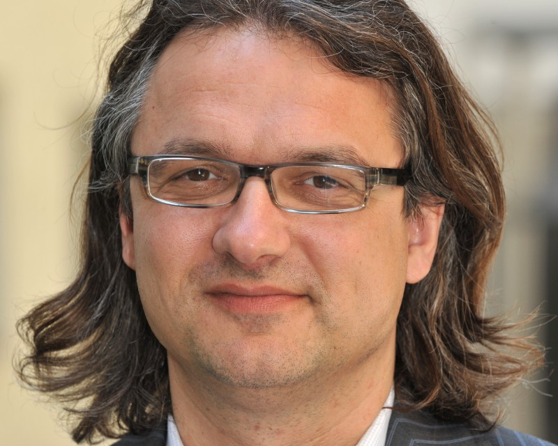 Ulrich Stieber, Cultural Director of Linz